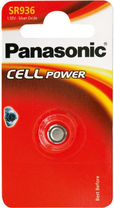 Panasonic baterie 394/SR936SW/V394 1BP Ag