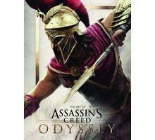 Kniha The Art of Assassins Creed: Odyssey (EN) - 9781785659652