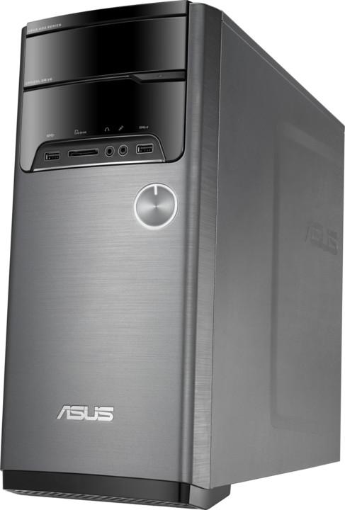 ASUS M32CD-K-CZ005T, stříbrno-černá
