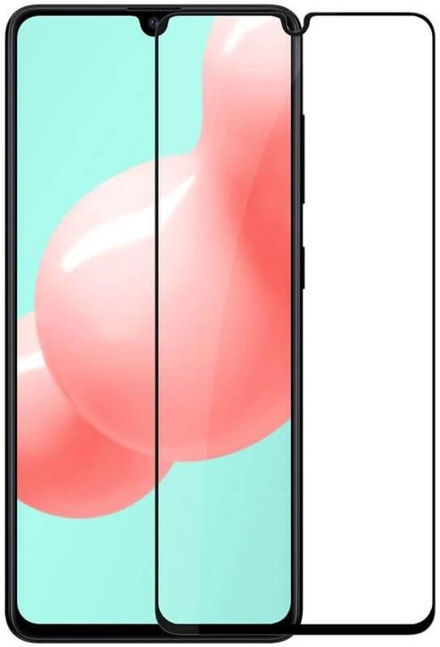 Nillkin tvrzené sklo CP+ PRO pro Samsung Galaxy A41, 2.5D, černá
