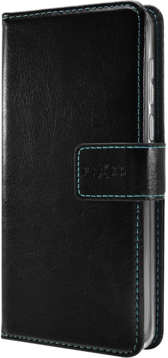 FIXED pouzdro typu kniha Opus pro Samsung Galaxy S10, černá