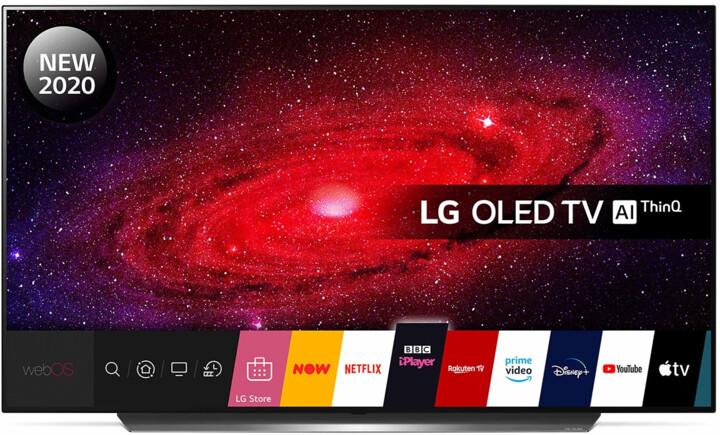 LG OLED65CX - 164cm