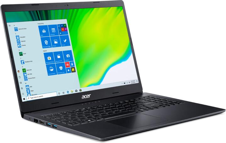 Acer Aspire 3 (A315-23-R57N), černá