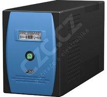 Fortron FSP EP 2000, 2000 VA, line interactive