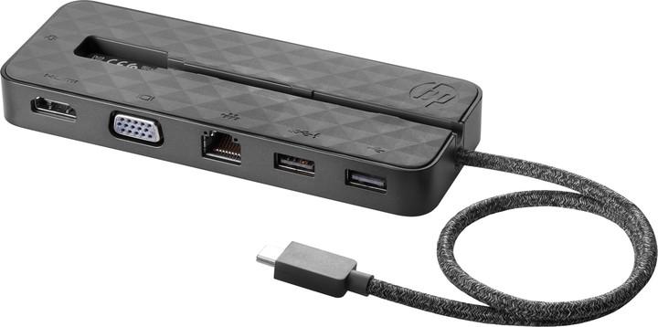 HP USB-C Mini Dock #AC3