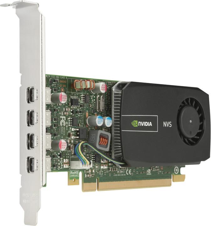 HP Nvidia Quadro NVS 510 2GB