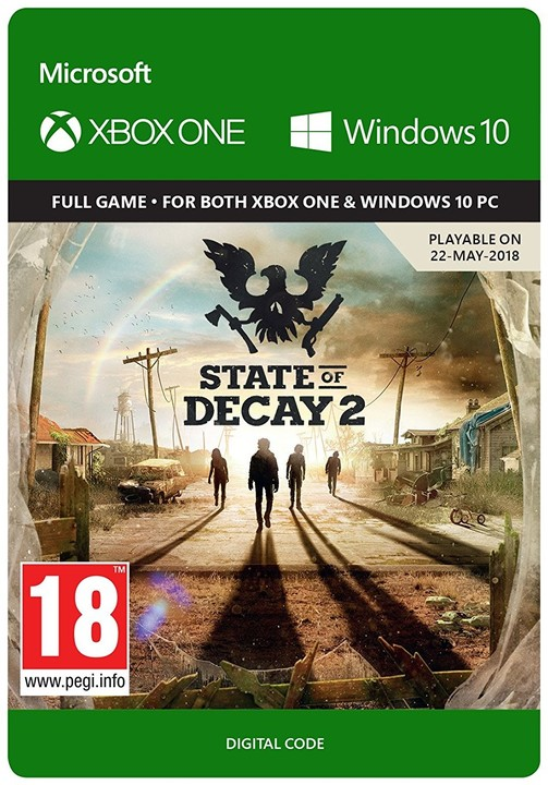 State of Decay 2 (Xbox Play Anywhere) - elektronicky