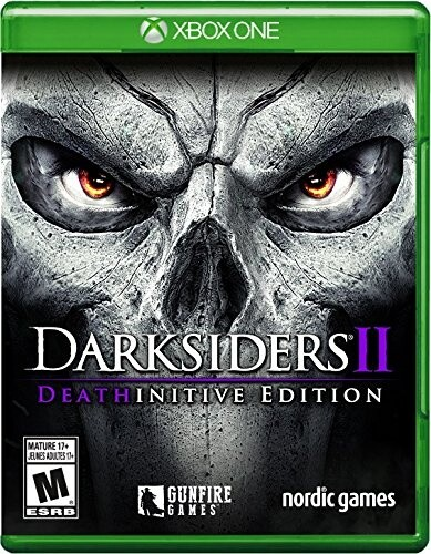 Darksiders 2: The Deathinitive Edition (Xbox ONE)