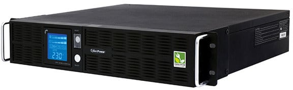 CyberPower Professional Rack/Tower LCD UPS 2200VA/1600W 2U