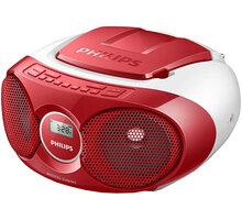 Philips AZ215, červená - AZ215R/12