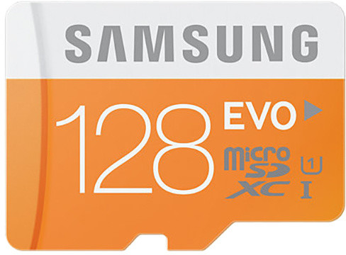 Samsung Micro SDXC EVO 128GB