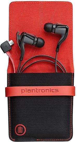 Plantronics Backbeat GO 2, černá