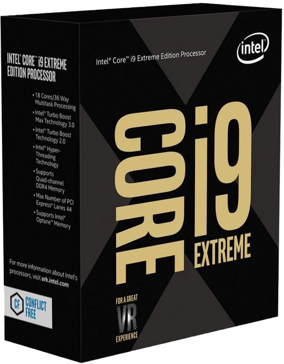 Intel Core i9-7980XE