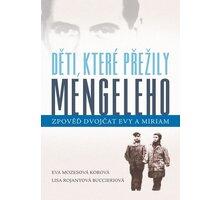 Kniha Děti, které přežily Mengeleho - 24754437