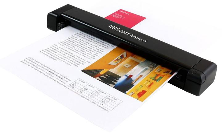 IRIS skener IRISCAN Express 4 - přenosný skener