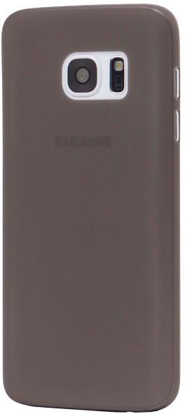 EPICO ultratenký plastový kryt pro Samsung Galaxy S7 TWIGGY MATT - transparentní černá