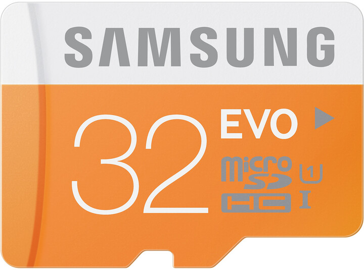 Samsung Micro SDHC EVO 32GB