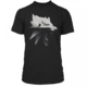 Tričko The Witcher: Wolf Silhouette (XL)
