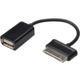 Ednet OTG adapter pro Samsung 30pin - USB A, 0.15m