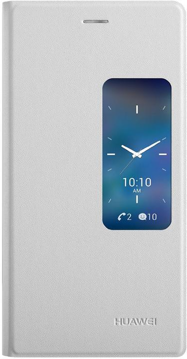 Huawei S-View pouzdro pro P7, bílá