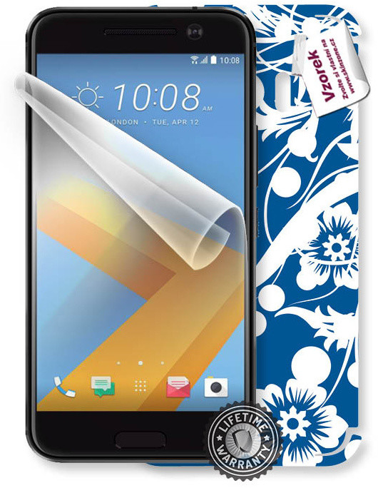 ScreenShield fólie na displej pro HTC 10 + skin voucher
