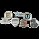 eSuba sběratelské odznaky