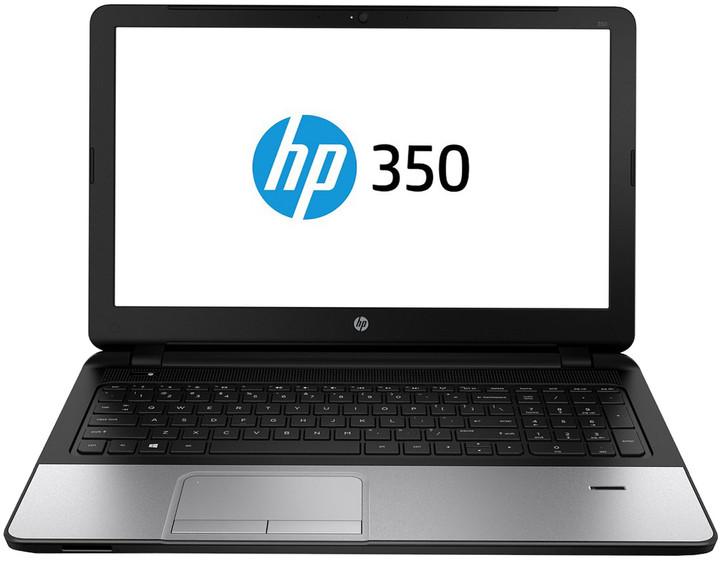 HP 350 G2, šedá