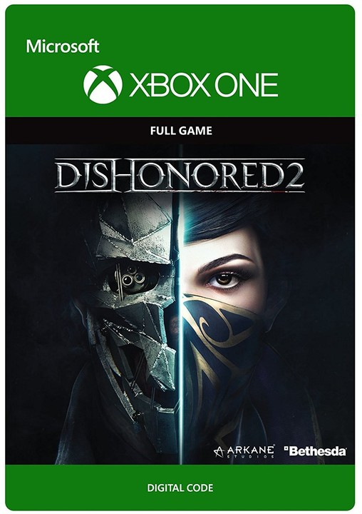 Dishonored 2 (Xbox ONE) - elektronicky