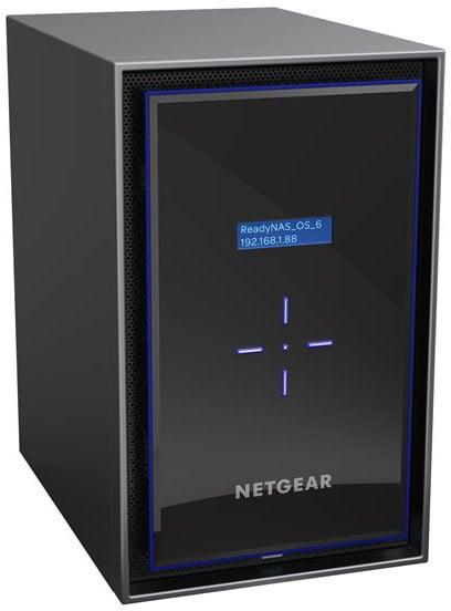 NETGEAR ReadyNAS 428 48TB (8x6TB) ES