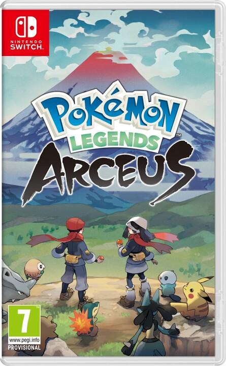 Pokémon Legends: Arceus (SWITCH)