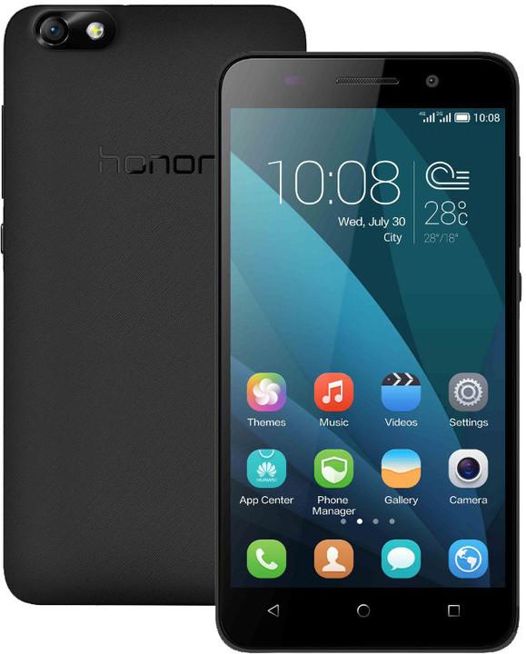 Honor 4X, černá