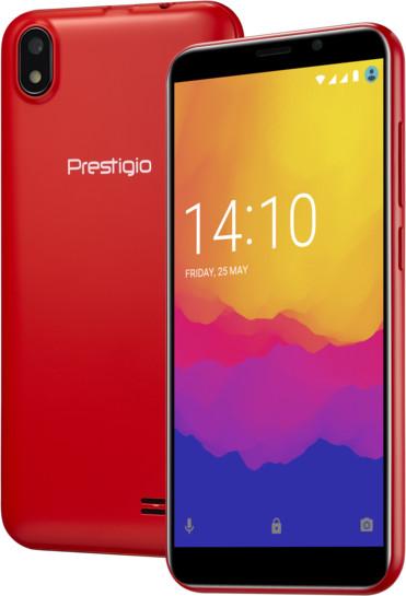 Prestigio Wize Q3, 8GB, červená