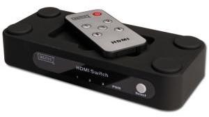 PremiumCord HDMI switch 3:1