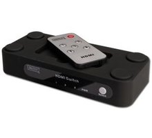 PremiumCord HDMI switch 3:1 - khswit31