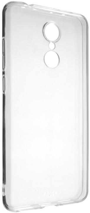 FIXED Skin ultratenké TPU gelové pouzdro pro Xiaomi Redmi 5 Global, 0,6 mm, čiré