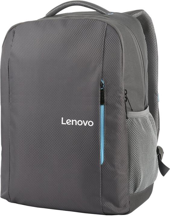 Lenovo 15.6 Backpack B515, šedá