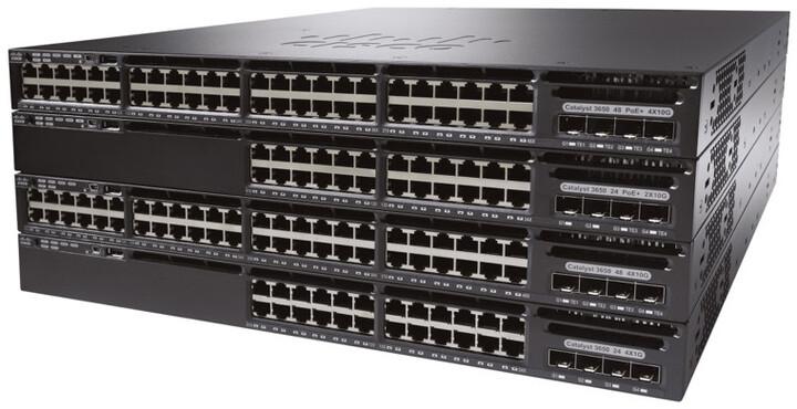 Cisco Catalyst C3650-48FD-L