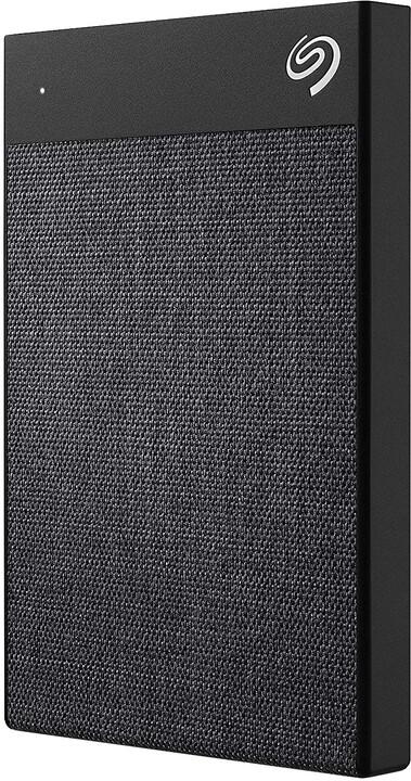 Seagate Backup Plus Ultra Touch - 1TB, černá