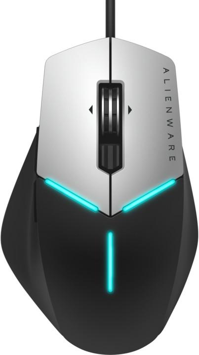 Alienware Advanced AW558, černá/stříbrná