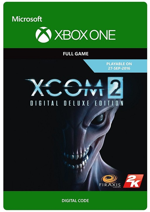 XCOM 2: Digital Deluxe Edition (Xbox ONE) - elektronicky