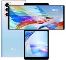 LG Wing 5G, 8GB/128GB, Illusion Sky Antivir Bitdefender Mobile Security for Android 2020, 1 zařízení, 12 měsíců v hodnotě 299 Kč + Kuki TV na 2 měsíce zdarma