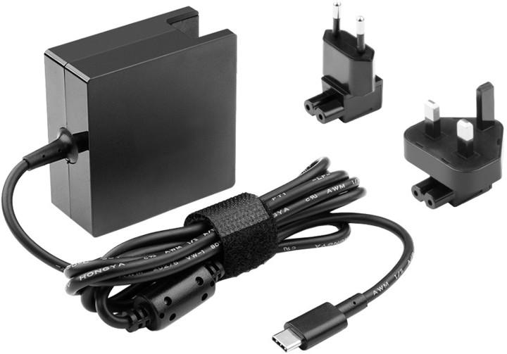 eSTUFF adaptér 65W USB-C Power Adapter