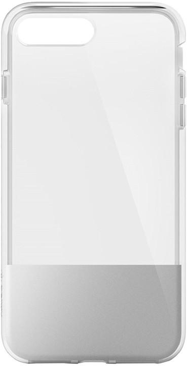 Belkin iPhone pouzdro Sheerforce pro iPhone 7+/8+ - stříbrné
