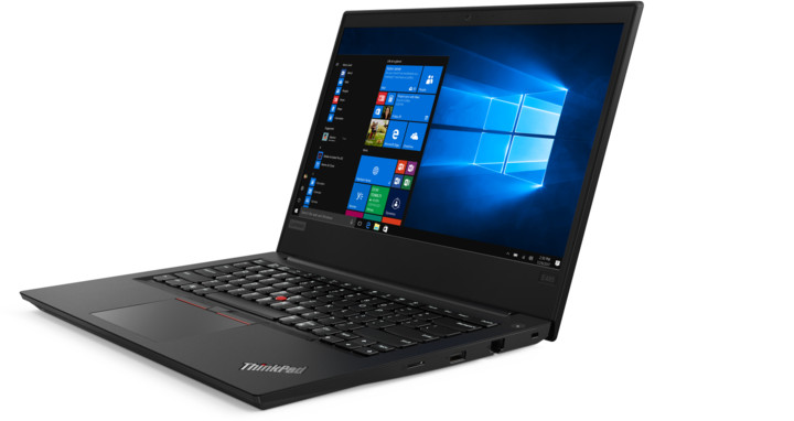 Lenovo ThinkPad E485, černá