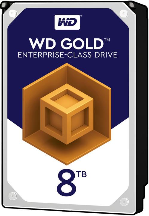 "WD Gold (FRYZ), 3,5"" - 8TB"