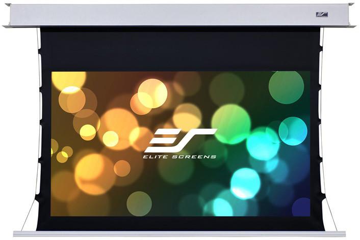 """Elite Screens ETB120HW2-E8 elektrické roletové stropní plátno 120"""" 16:9"""