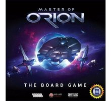 Desková hra Master of Orion: The Board Game (EN) - 814552025059