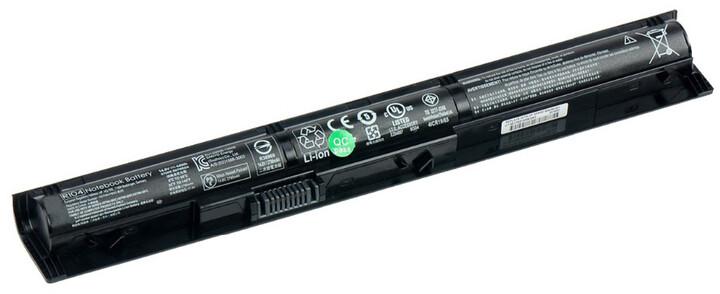 HP baterie RI04, 3000 mAh, 4čl.