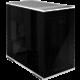 SilverStone LD01 Lucid, TG, černá