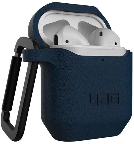 UAG silikonové pouzdro pro AirPods, tmavě modrá